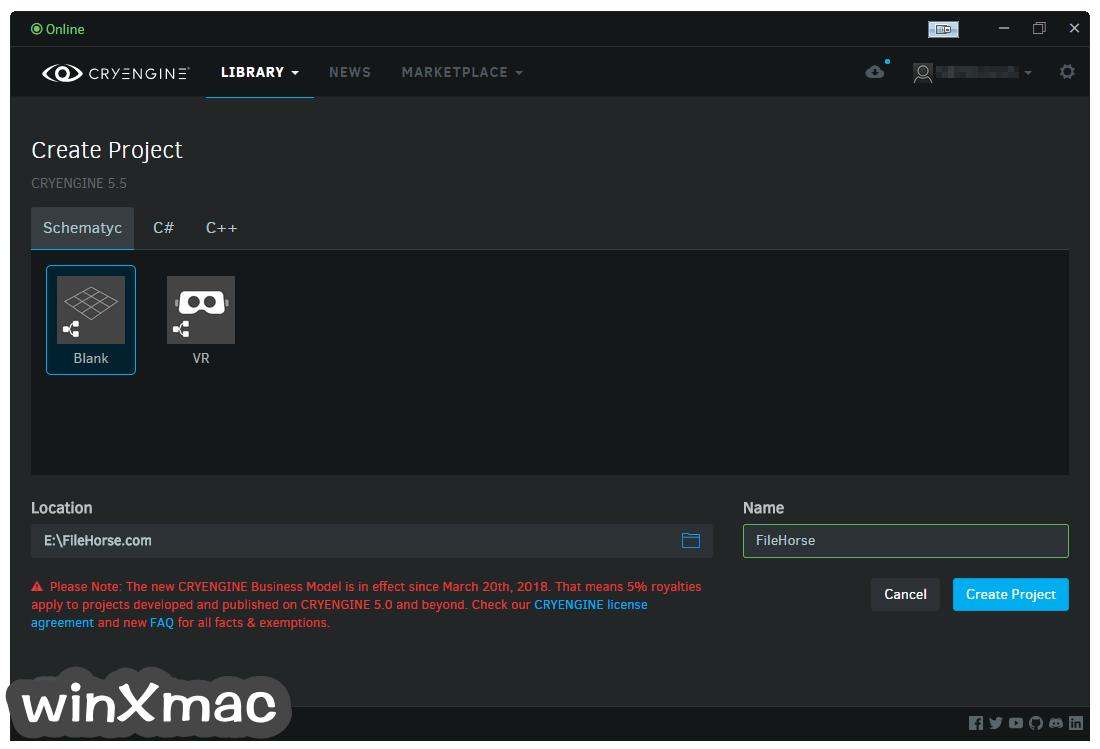 CryEngine Screenshot 4