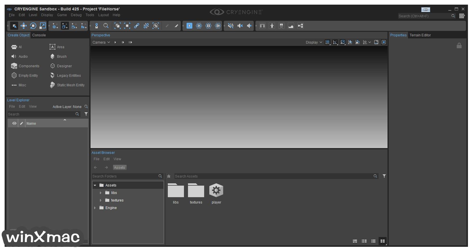 CryEngine Screenshot 5