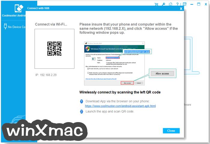 Coolmuster Android Eraser Screenshot 3