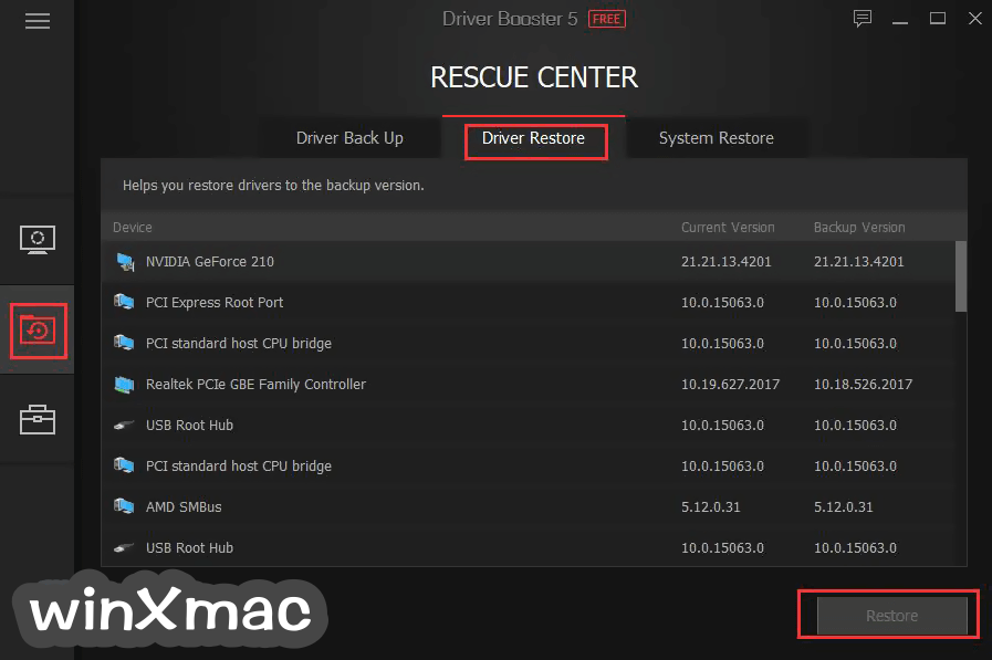 Driver Booster Free Screenshot 5