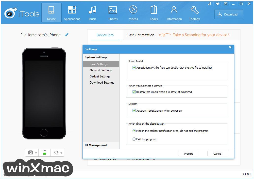 iTools for Windows Screenshot 5