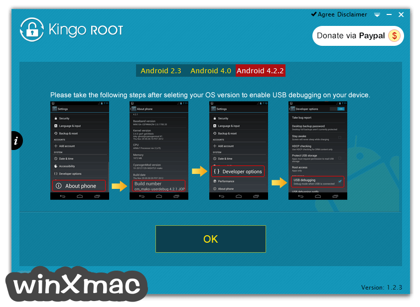 Kingo Android Root Screenshot 2