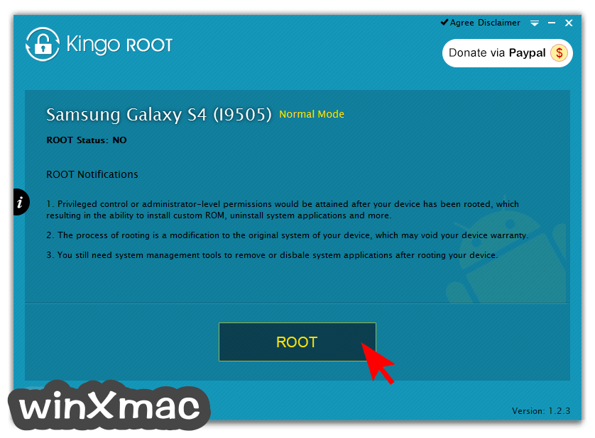 Kingo Android Root Screenshot 3