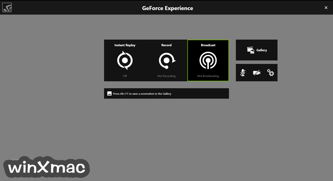 NVIDIA GeForce Experience Screenshot 3