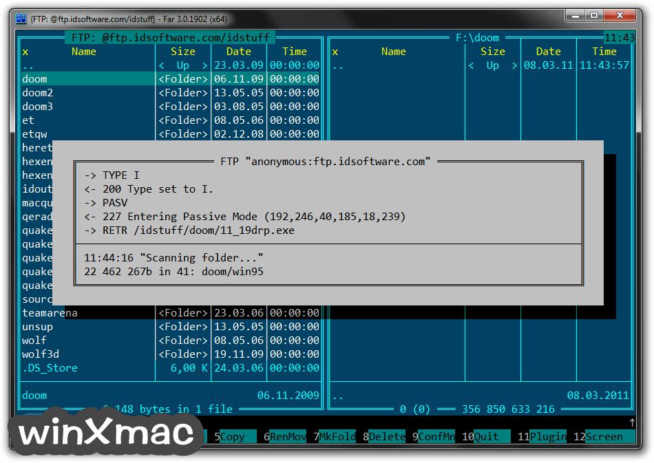 Far Manager (64-bit) Screenshot 2