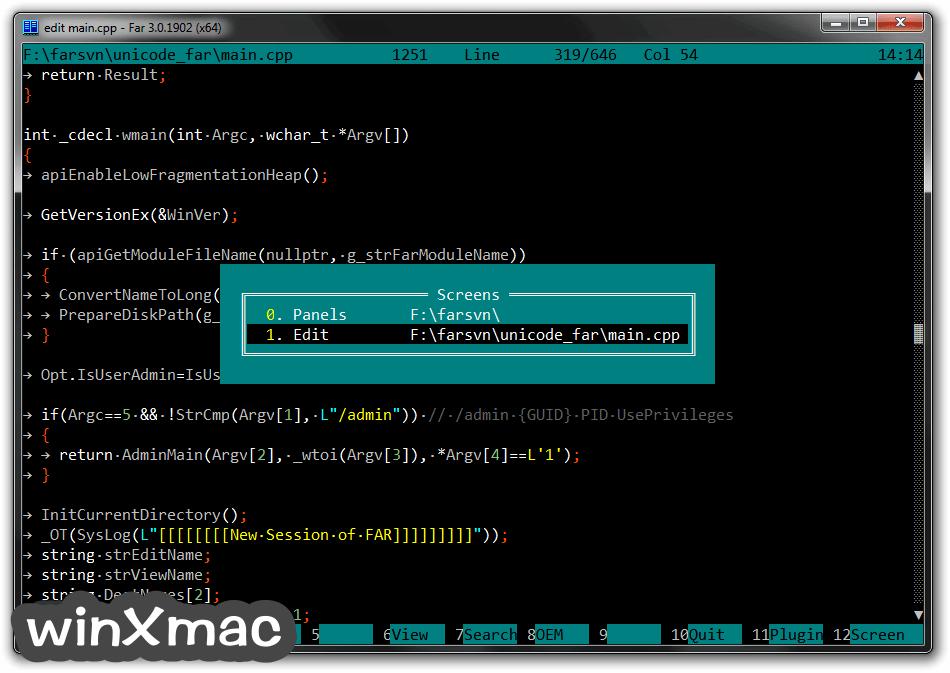 Far Manager (64-bit) Screenshot 3