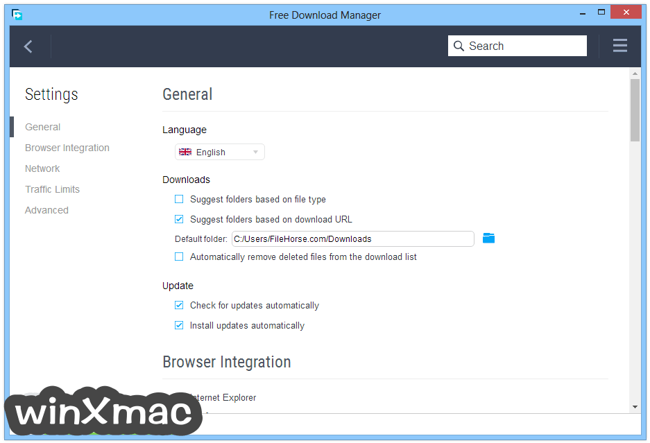 Free Download Manager (64-bit) Screenshot 5