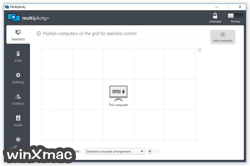 Multiplicity Screenshot 1