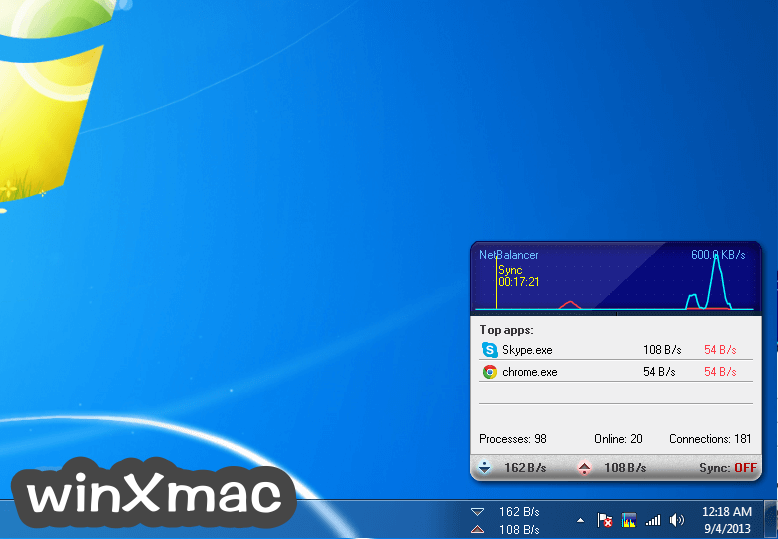 NetBalancer Screenshot 3