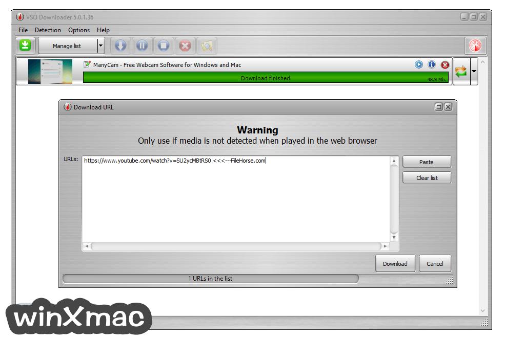 VSO Downloader Screenshot 1