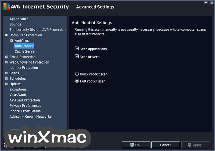 AVG Internet Security (64-bit) Screenshot 4