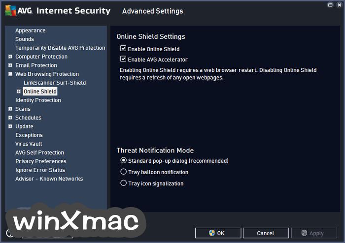 AVG Internet Security (64-bit) Screenshot 5