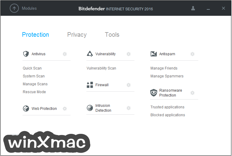 Bitdefender Internet Security (32-bit) Screenshot 3