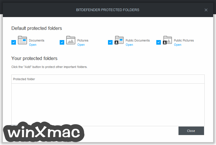Bitdefender Total Security (64-bit) Screenshot 4