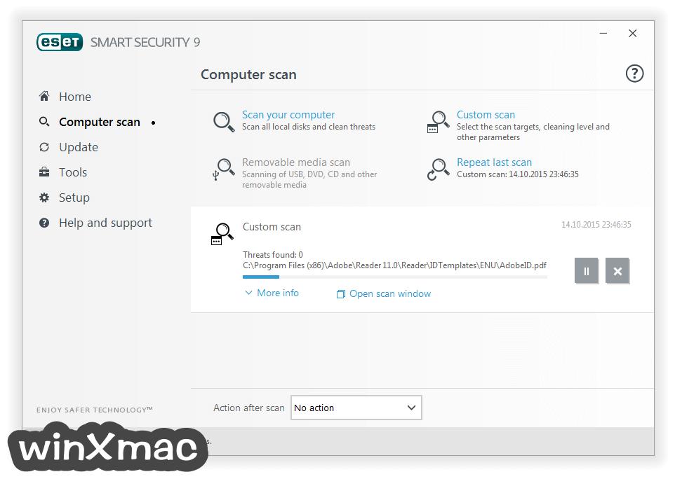 ESET Smart Security (64-bit) Screenshot 2
