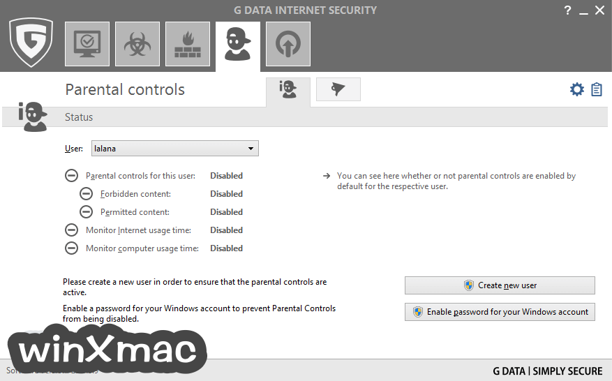 G DATA Internet Security Screenshot 4