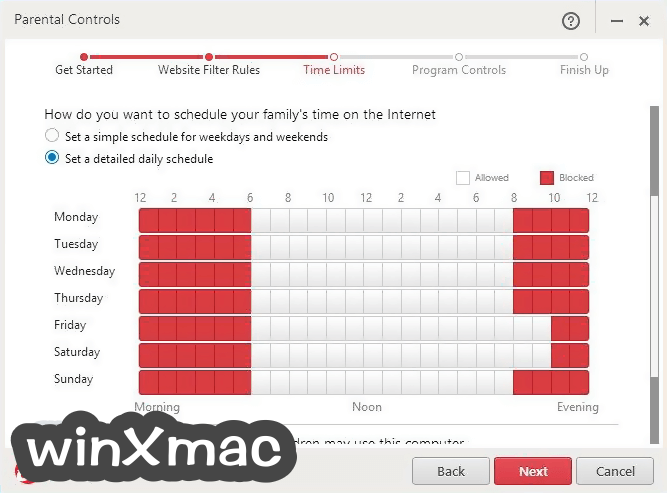 Trend Micro Internet Security Screenshot 4
