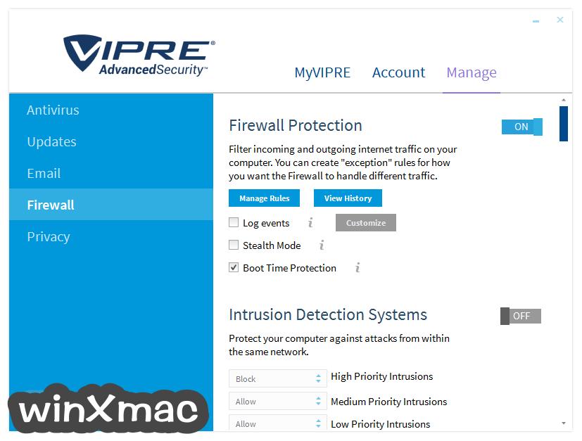 VIPRE Advanced Security Screenshot 4