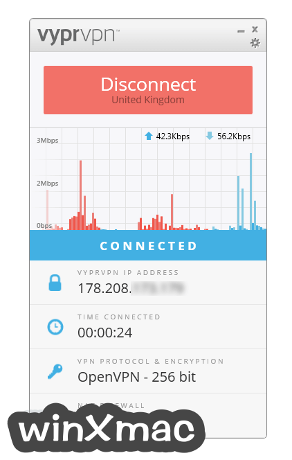 VyprVPN Screenshot 3
