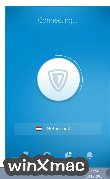 ZenMate VPN for Windows Screenshot 1