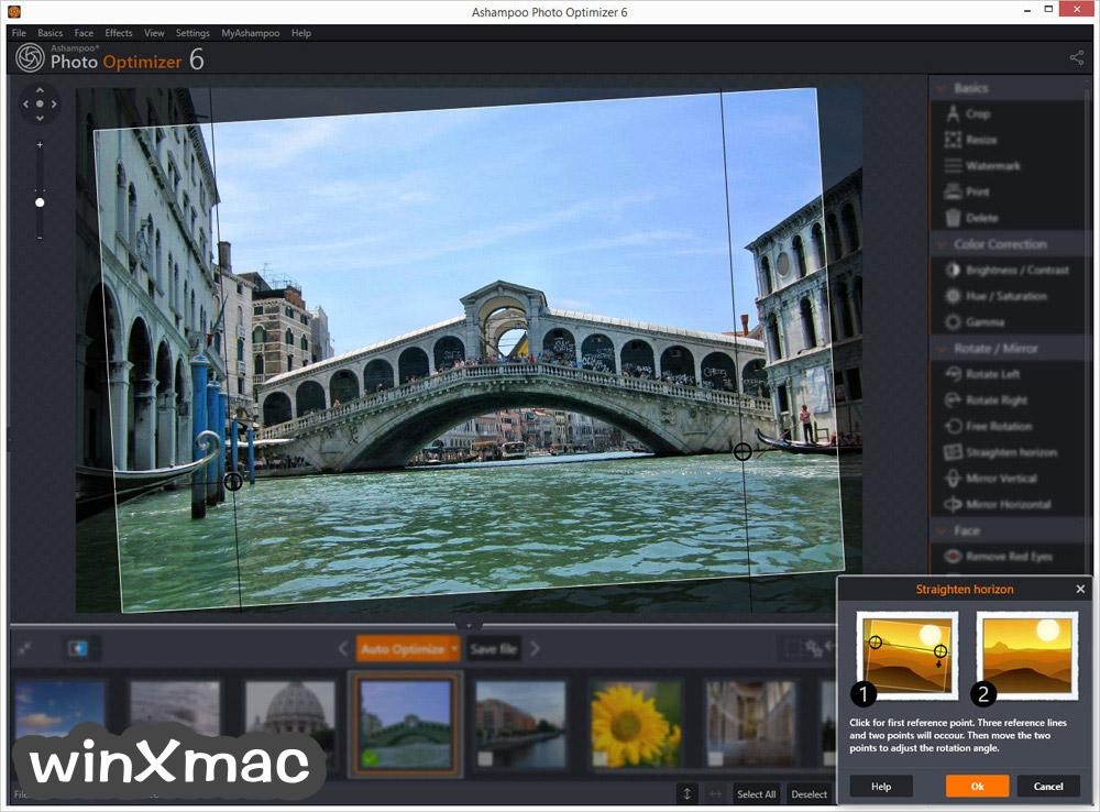 Ashampoo Photo Optimizer Screenshot 4