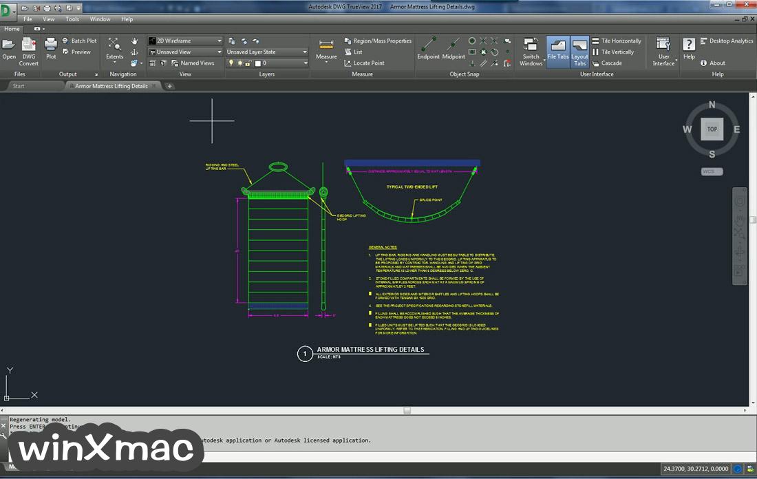 Autodesk DWG Trueview (64-bit) Screenshot 1