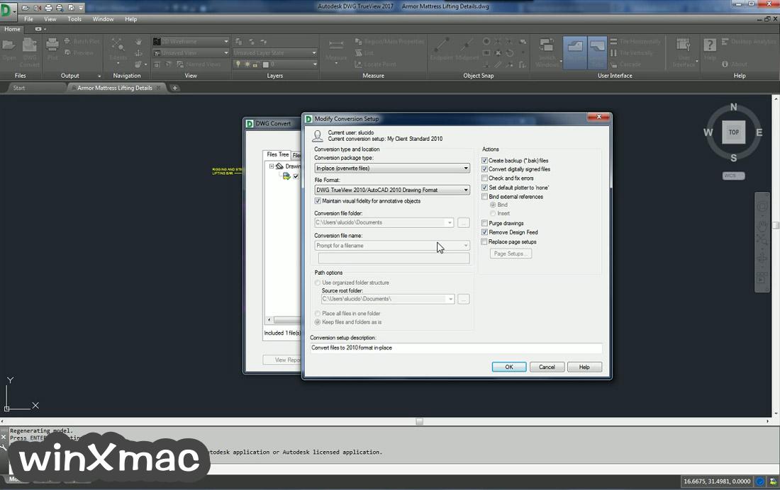 Autodesk DWG Trueview (64-bit) Screenshot 3