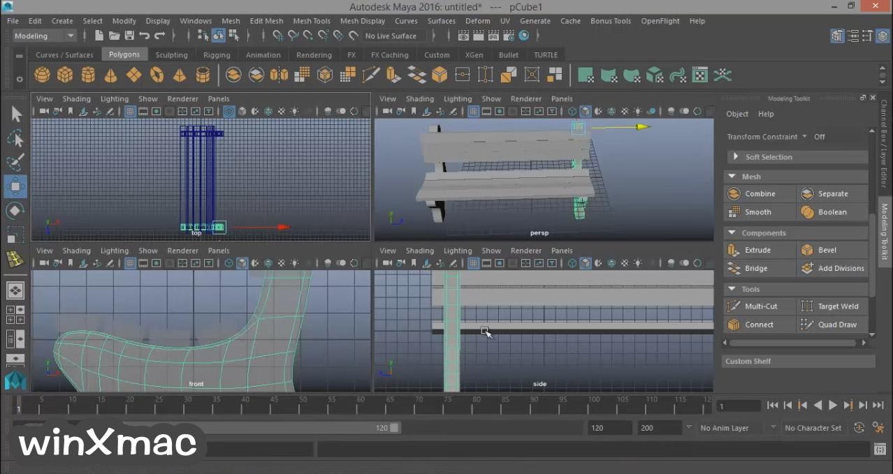 Autodesk Maya Screenshot 2