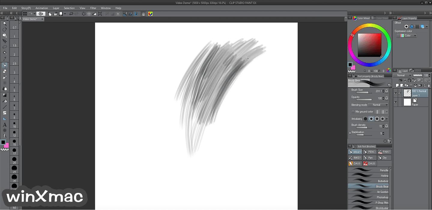 Clip Studio Paint EX Screenshot 3