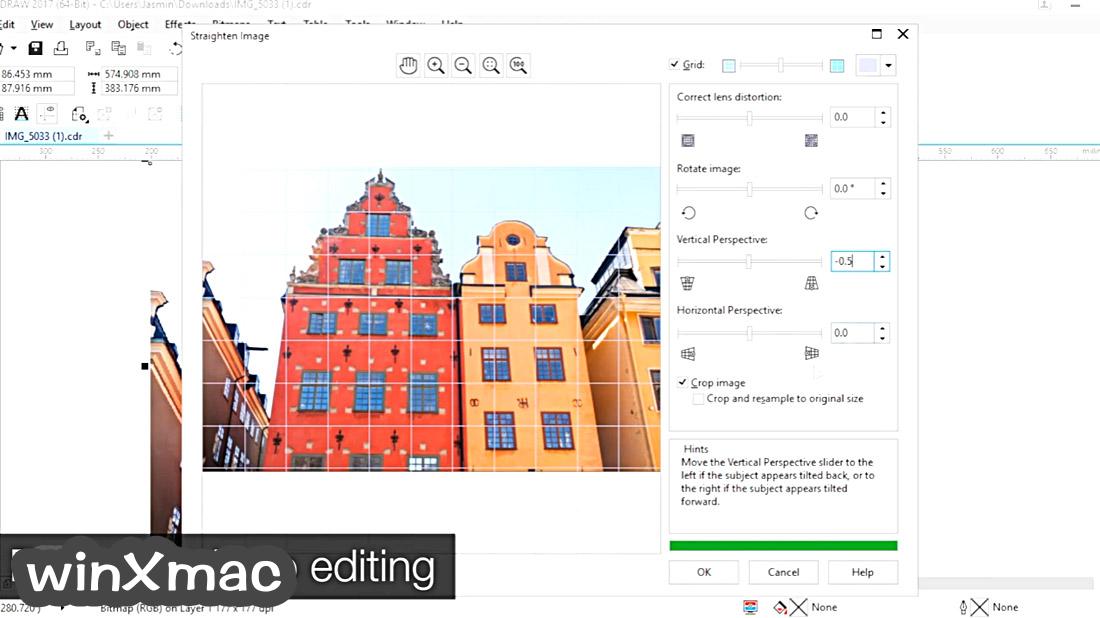 CorelDRAW Graphics Suite Screenshot 2