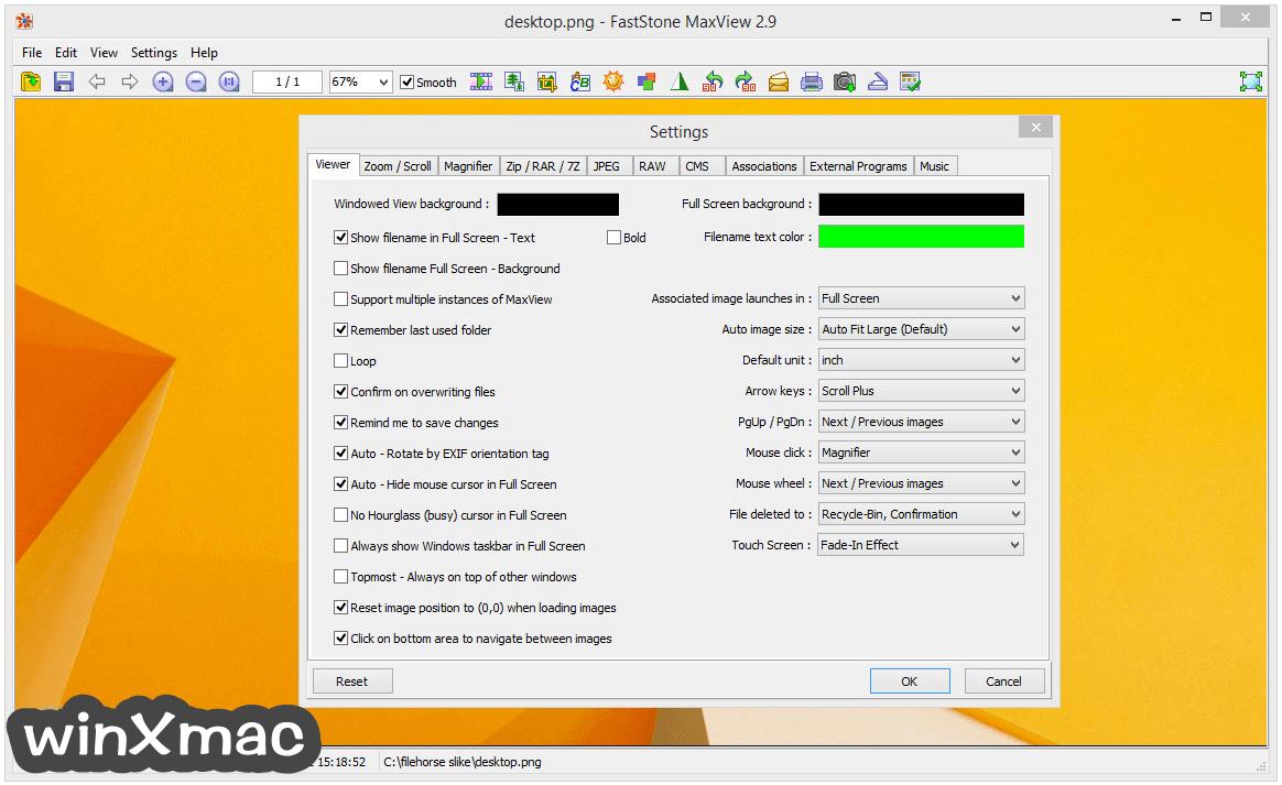 FastStone MaxView Screenshot 2