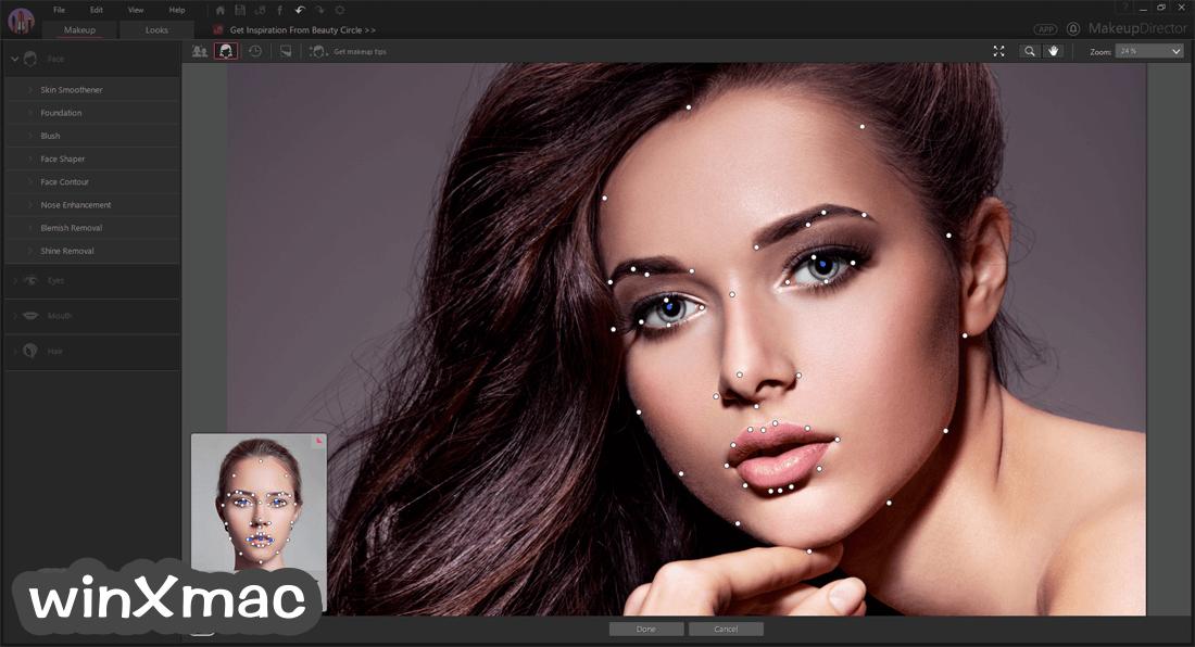 MakeupDirector Screenshot 3