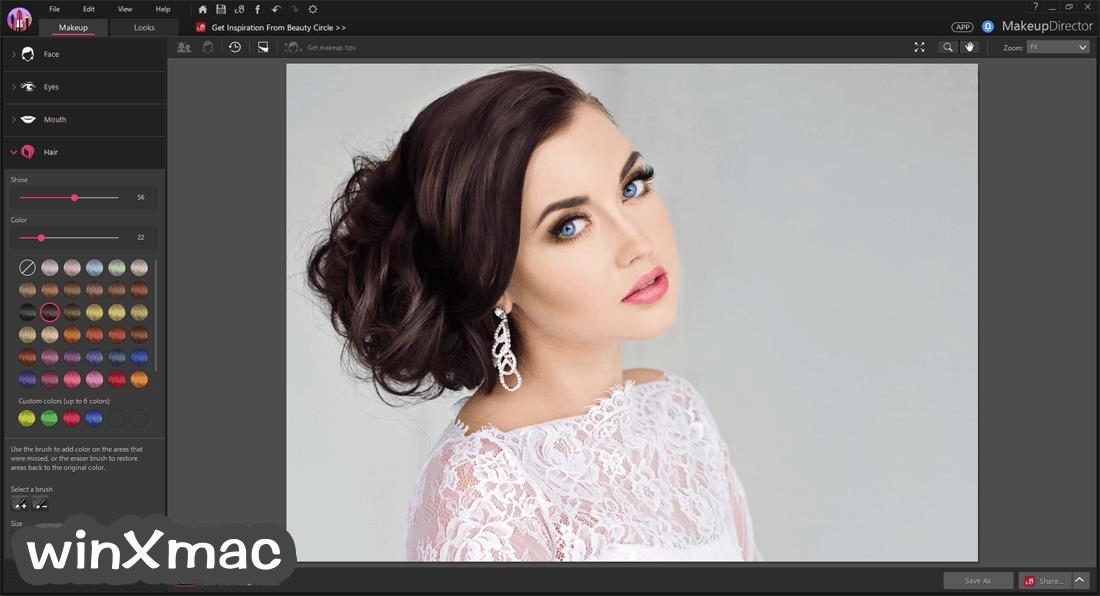 MakeupDirector Screenshot 4