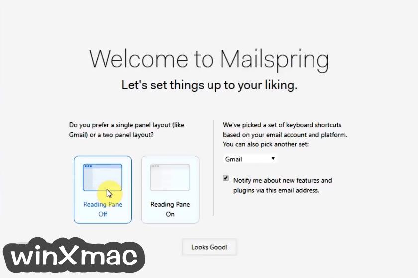 Mailspring Screenshot 4