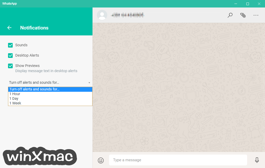 WhatsApp for Windows (64-bit) Screenshot 5