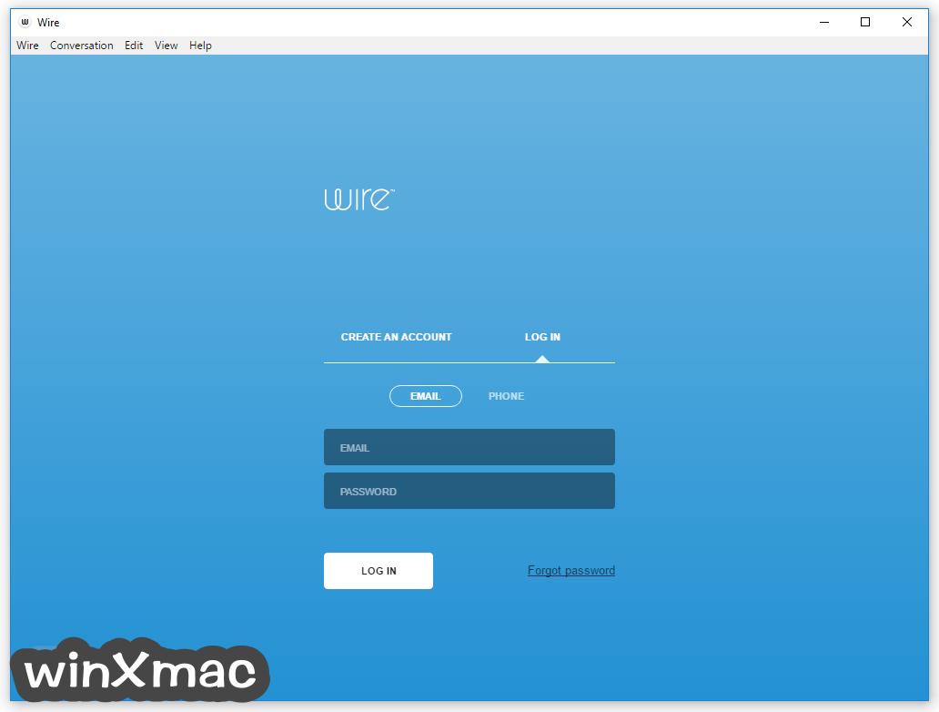 Wire Screenshot 1