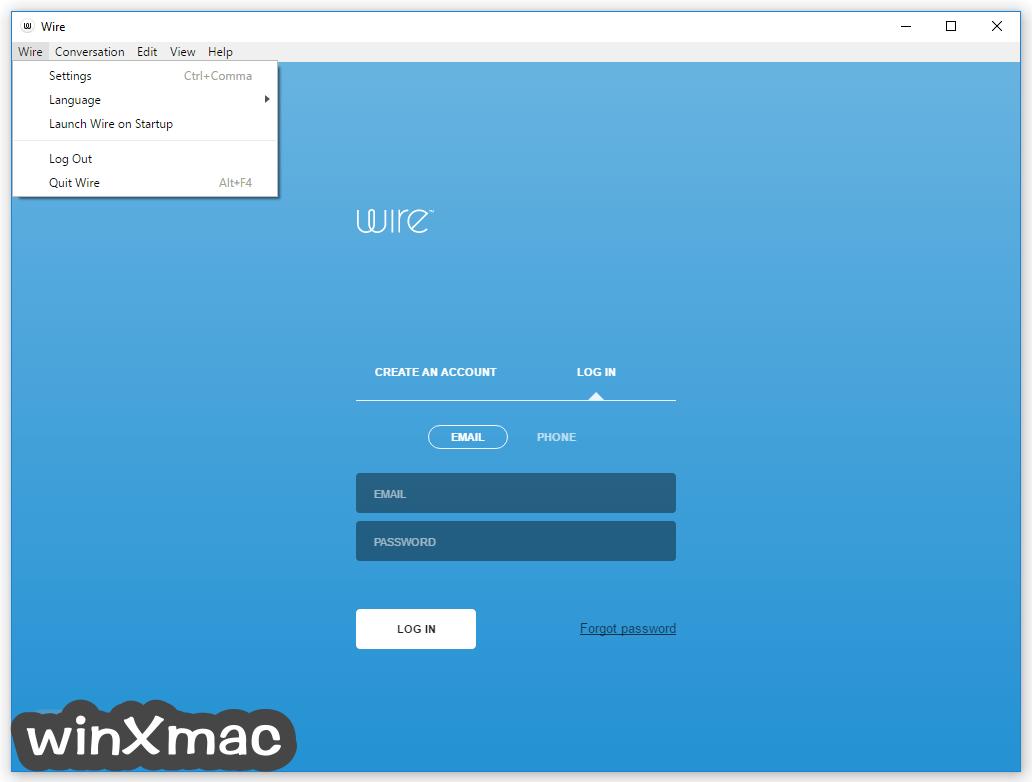 Wire Screenshot 2