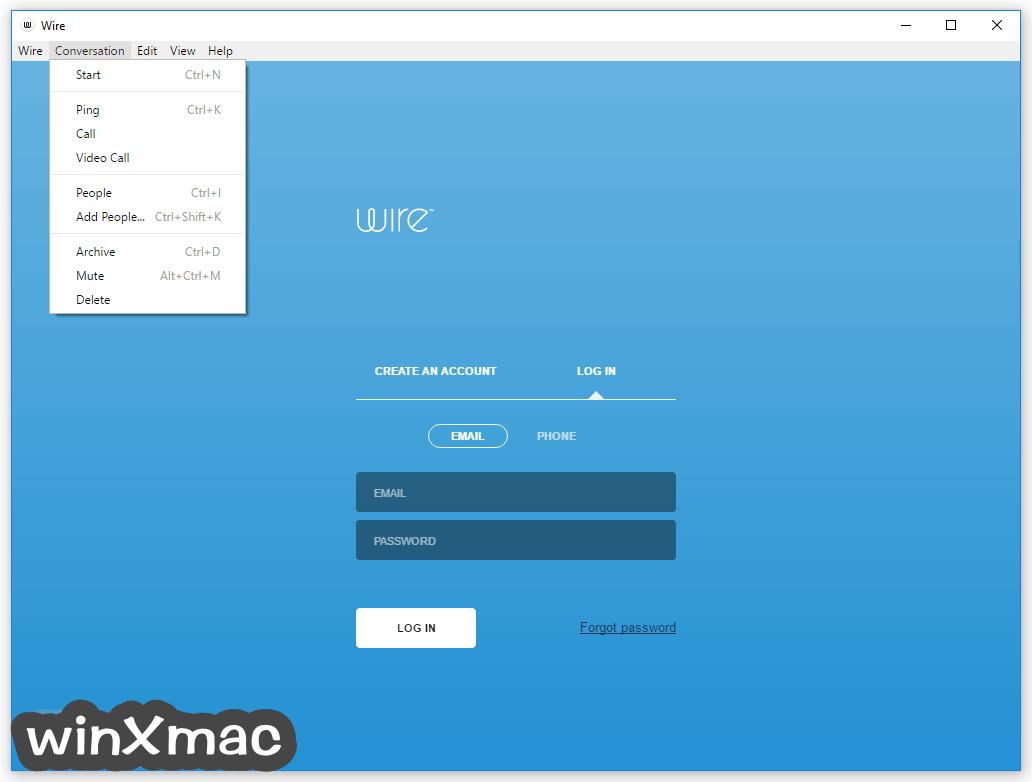 Wire Screenshot 3