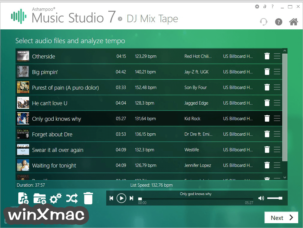 Ashampoo Music Studio Screenshot 4