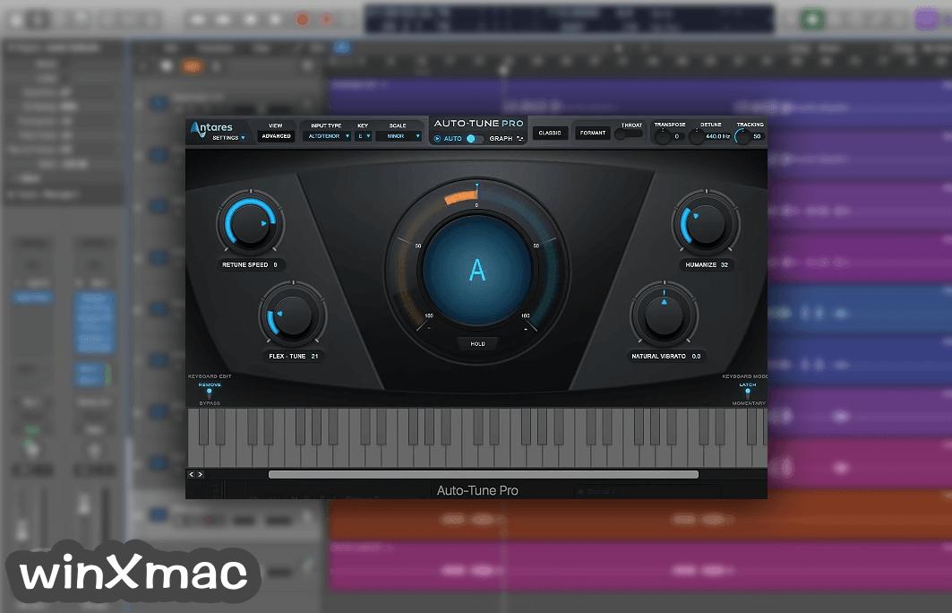 Auto-Tune Pro Screenshot 1