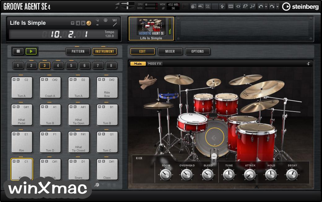 Cubase Pro Screenshot 5