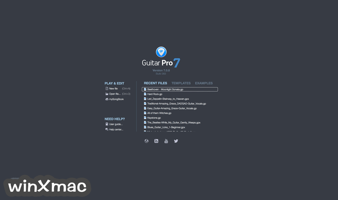 Guitar Pro Screenshot 2