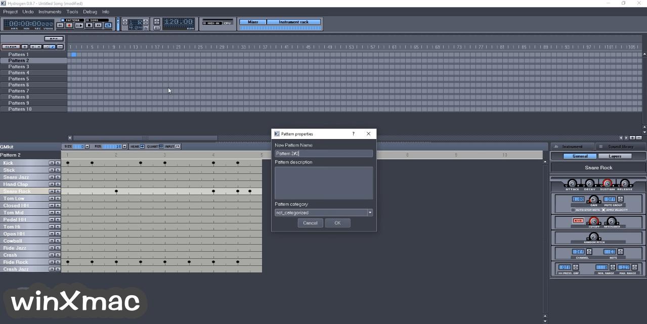 Hydrogen (64-bit) Screenshot 2