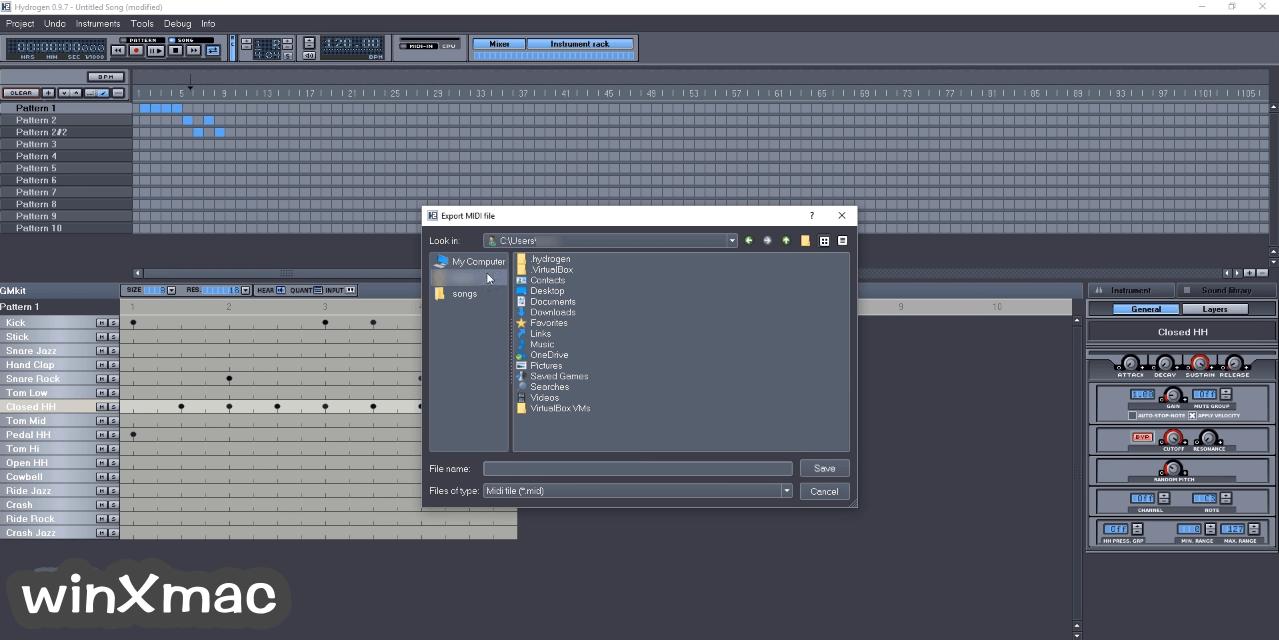Hydrogen (64-bit) Screenshot 3