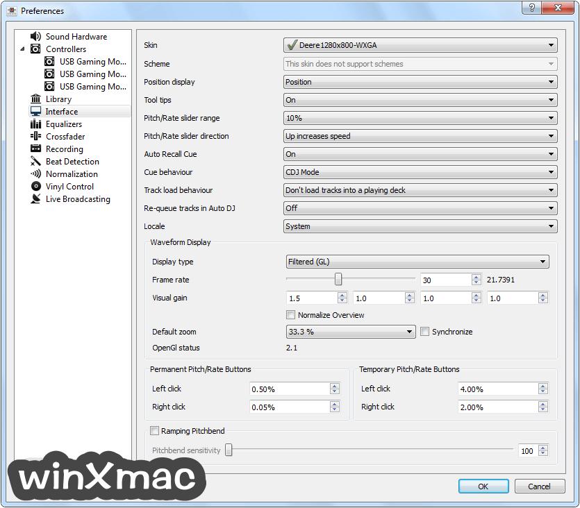 Mixxx (64-bit) Screenshot 3