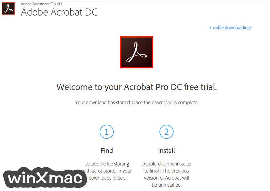 Adobe Acrobat Pro DC Screenshot 3