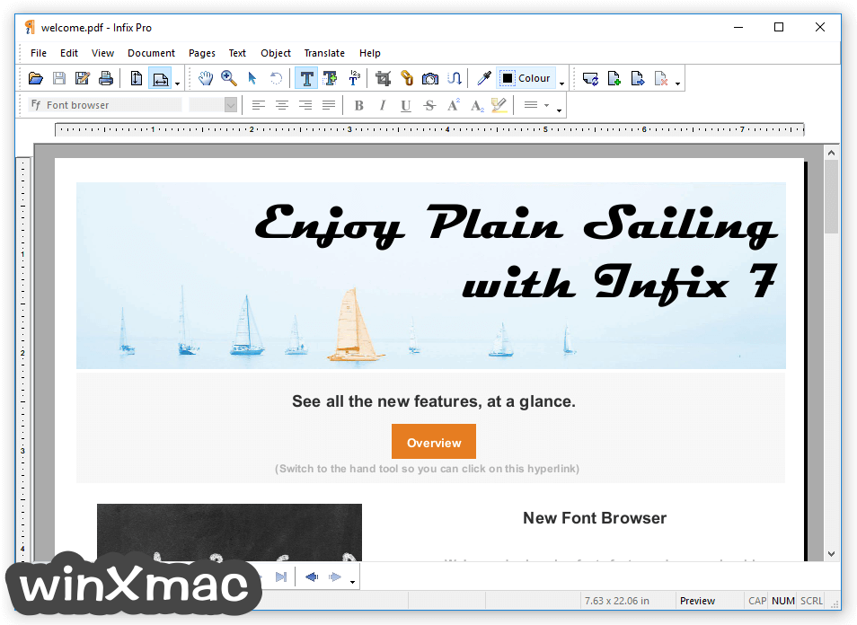 Infix Pro Screenshot 1