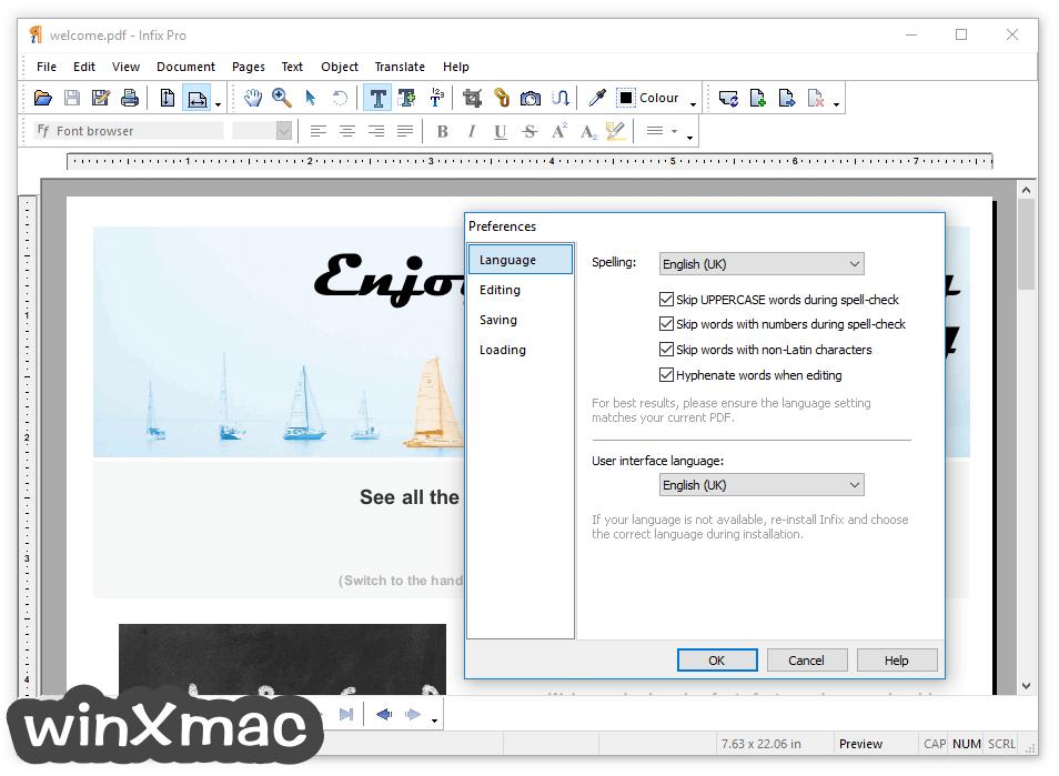 Infix Pro Screenshot 2