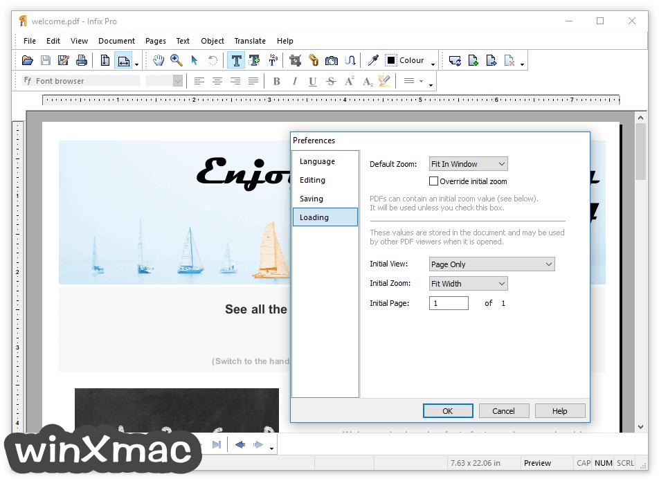 Infix Pro Screenshot 5