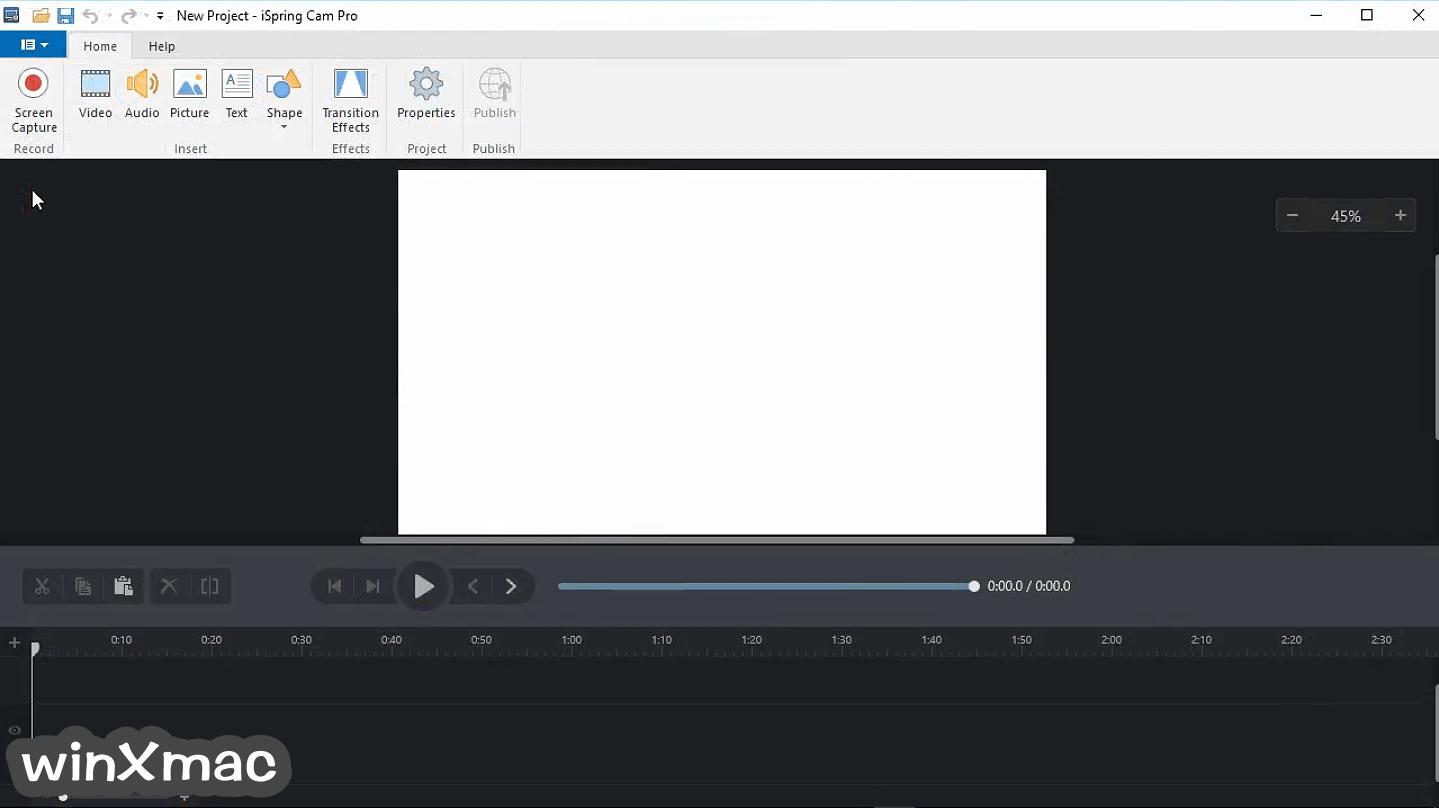 iSpring Suite Screenshot 2